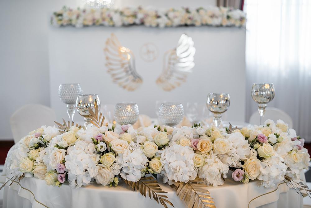 Ślub Justyny i Maćka -Pałac Sulisław